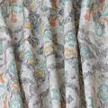 Kelly Ripa Home Upholstery Décor Fabric-Seen & Heard Shell