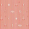 Disney Toy Story 4 Cotton Fabric-Stripe