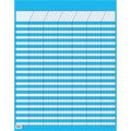 Blue Large Vertical Incentive Chart, Pack of 12