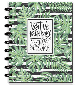 The Happy Planner Happy Notes Classic Notebook-Tropical