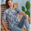Simplicity Pattern 8384 Misses\u0027 Dress & Top-Size H5 (6-8-10-12-14)