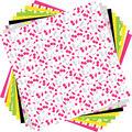 Cricut 10 Pack 12\u0027\u0027x12\u0027\u0027 Deluxe Papers-Summertime