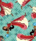 Disney Elena of Avalor Cotton Fabric -Be Bold