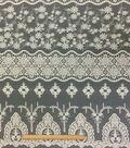Oversize Lace Fabric -Ivory