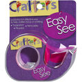 Crafter\u0027s Easy See Removable Craft Tape .5\u0022X720\u0022-Pink