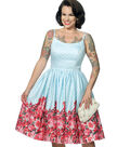 Butterick Pattern B6453 Misses\u0027 Dresses with Skirt-Size 6-8-10-12-14