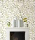 WallPops NuWallpaper Neutral Meadow Peel  & Stick Wallpaper