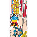York Wallcoverings Wall Decals-Classic Wonder Woman