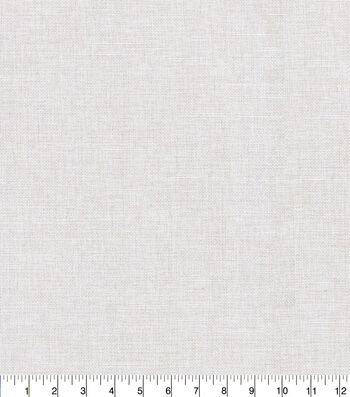 Kelly Ripa Home Raffia Upholstery Fabric 55''-Beige