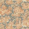 P/K Lifestyles Print Fabric 54\u0022-Rustic Life/Terracotta