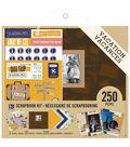 K&Company Vacation Scrapbook Kit