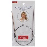 Deborah Norville Fixed Circular Needles 24'' Size 1/2.25mm, , hi-res