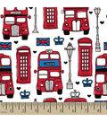 Snuggle Flannel Fabric -London