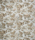 Home Decor 8\u0022x8\u0022 Fabric Swatch-Jaclyn Smith Cleo  Robins Egg
