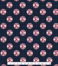 Boston Red Sox Cotton Fabric 58\u0022-Mini Print