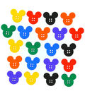 Dress It Up Licensed Embellishments-Sew Thru Mickey