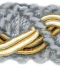 Conso 1/2 Blue Hq Decorative Braid