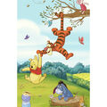 York Wallcoverings Mural-Pooh & Friends