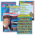 U.S. Presidents Learning Charts Combo Pack 5 Per Pack 2 Packs