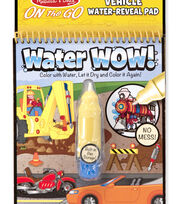 Melissa & Doug On The Go Water Wow!-Vehicles, , hi-res