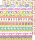 Fairy Tales Double-Sided Cardstock 12\u0022X12\u0022-Sweet Celebration