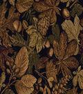 Home Decor Lightweight Decor Fabric-Regal Fabrics R8957 Black