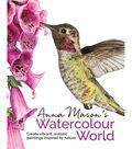Search Press Books-Anna Mason\u0027s Watercolour World