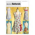 Butterick Pattern B4945 Misses\u0027 Aprons