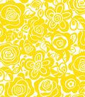 Tf Emb Basic Splash Mono Tropical Yellow