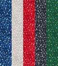 Jelly Roll Cotton Fabric 20 Strips 2.5\u0027\u0027-Assorted Flower Bursts