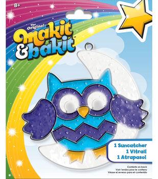 Makit Bakit Suncatcher Owl
