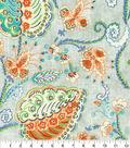 Dena Designs Upholstery Fabric 13x13\u0022 Swatch-Flamingo Frolic Poolside