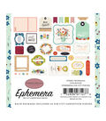 Our House Ephemera Cardstock Die-Cuts 33/Pkg-Icons