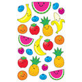 Friendly Fruit superShapes Stickers-Large 6 Packs