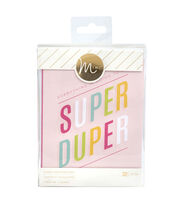 Heidi Swapp Minc Reactive Card Kit 32/Pkg-All Occasion, , hi-res