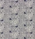 Richloom Multi-Purpose Décor Fabric-Bexley Navy