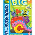 Big Learning Workbook Tablets-Kindergarten - Ages 5-6