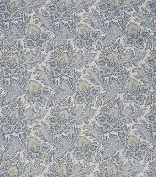 "French General Multi-Purpose Decor Fabric 54""-General/Bleu"