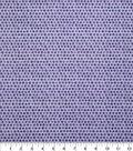 Keepsake Calico Cotton Fabric-Purple Shaded Dots