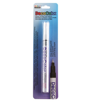 Marvy Uchida DecoColor Extra Fine Point Permanent Paint Marker
