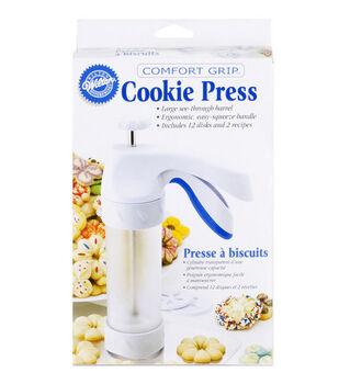 Wilton Comfort Grip Cookie Press