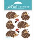 Jolee\u0027s Boutique Dimensional Stickers-Hedgehogs