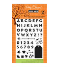 Hero Arts Clear Stamps-Bold Letter Set