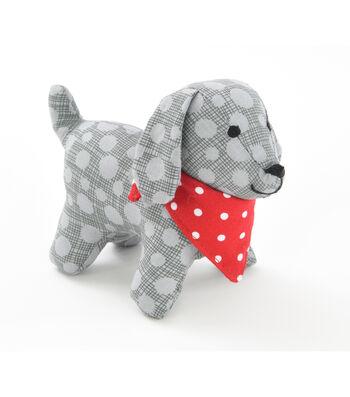 Pin Cushion-Dog with Bandana