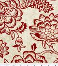 Home Essentials Lightweight Decor Fabric 45\u0022-Bircham/Red