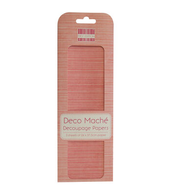 Trimcraft First Edition Textured Deco Mache Paper