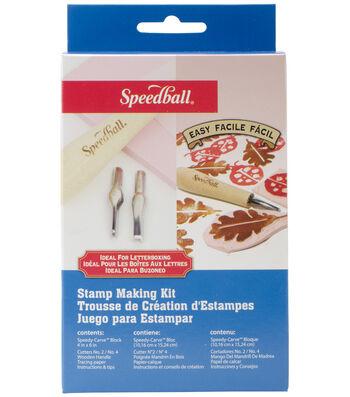 Speedball Stamp Making Kit-