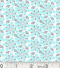 Keepsake Calico Cotton Fabric -Blue Floral