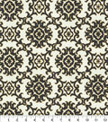 Tommy Bahama Outdoor Fabric-Medallion Isle Black Sand