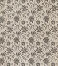 Eaton Square Lightweight Decor Fabric 54\u0022-Rejuvenate/Black